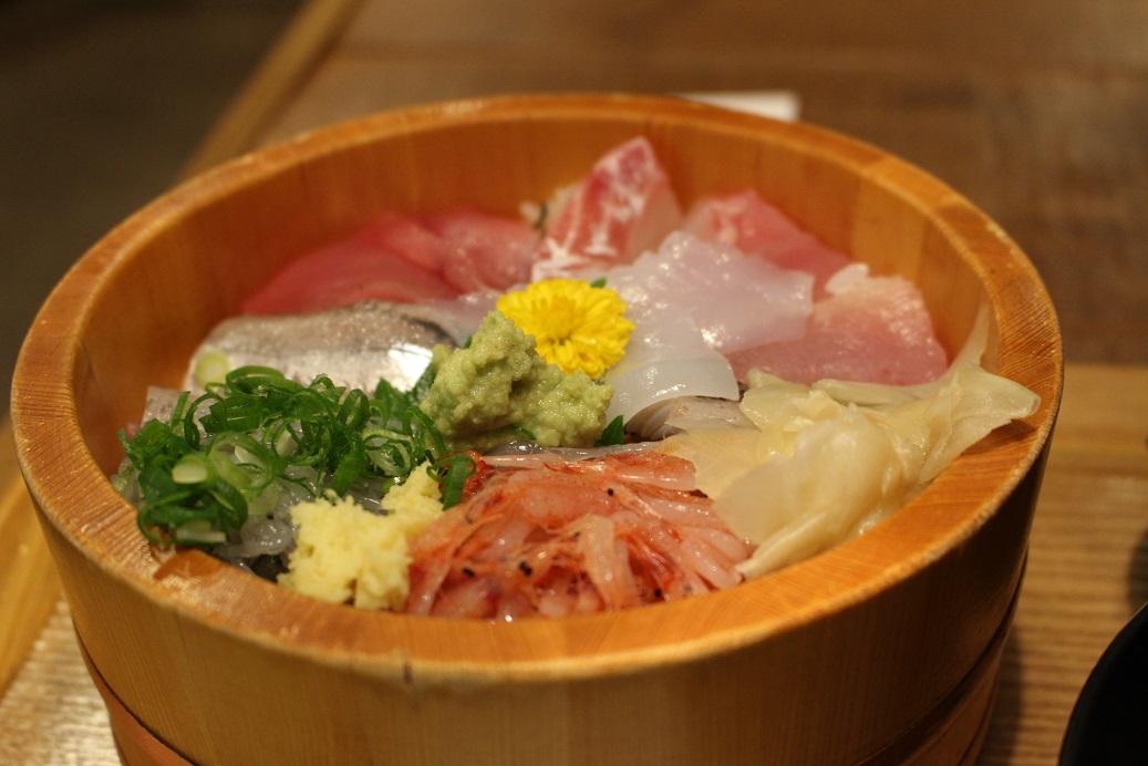 沼津港かねはちの海鮮丼