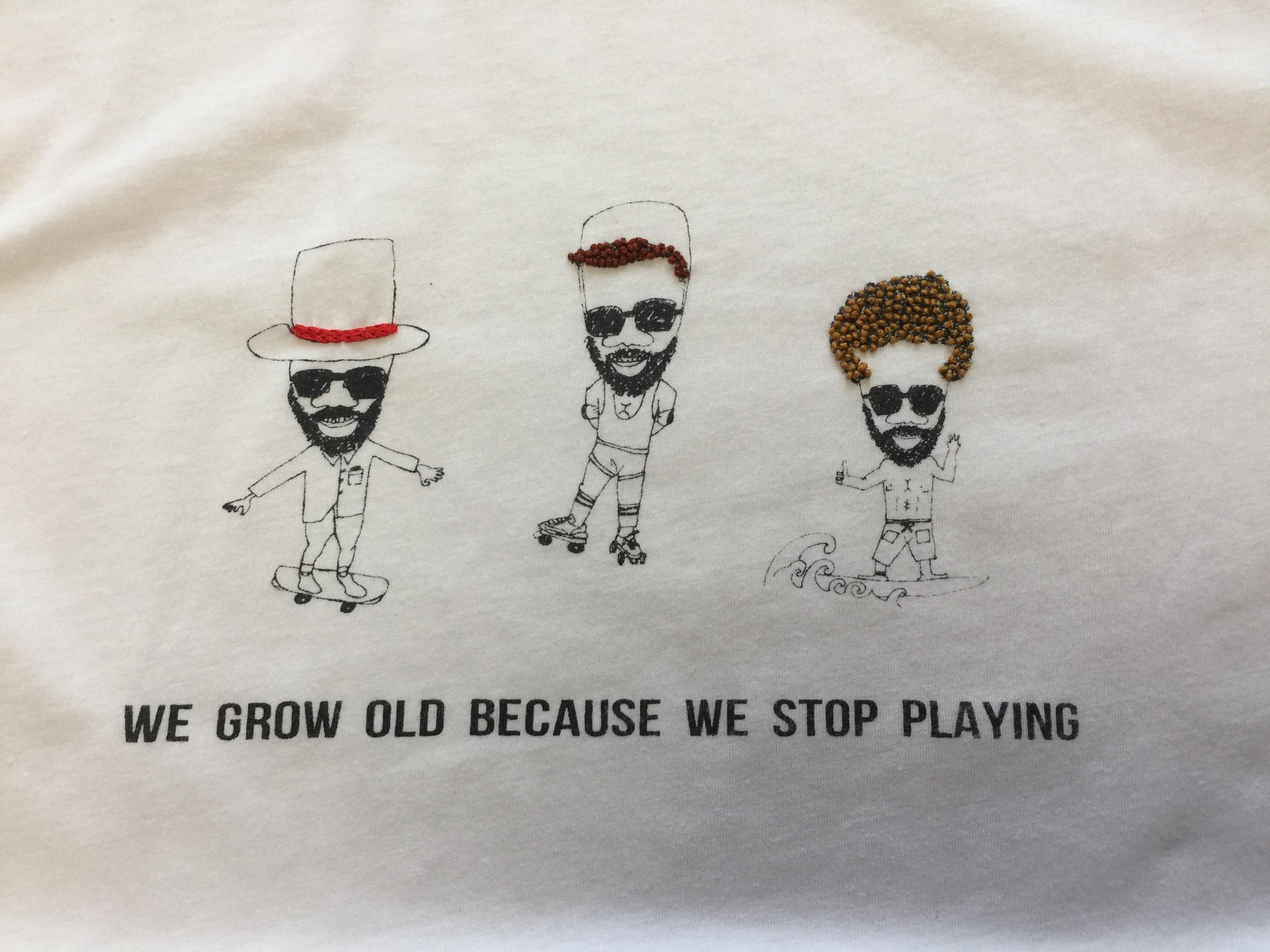 プリーザーストアTシャツ