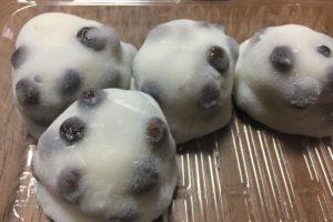 「出町ふたば」の豆餅が大阪で買えちゃいます。(紹介していたお店は閉店しました)